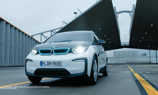 BMW – Testdrive in the Dark